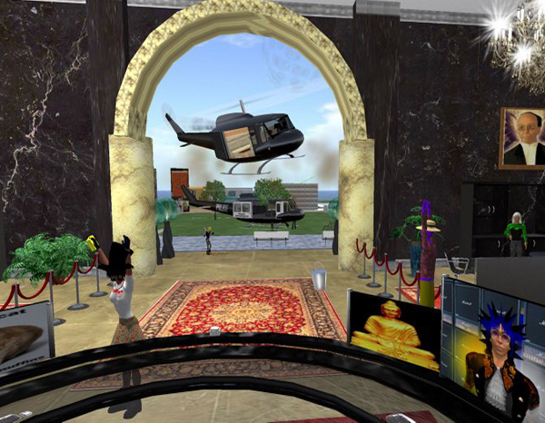 Image result for second front grand theft avatar
